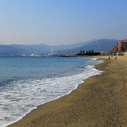 Strandpromenade von Savona