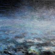 Seestück | 2014 | Acryl auf Leinwand | 120 x 90 cm