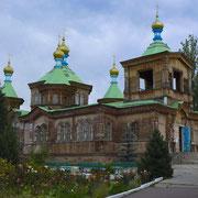The Karakol church