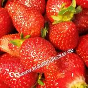 600 g frische Erdbeeren