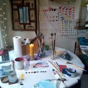 Maria's Studio, 2013