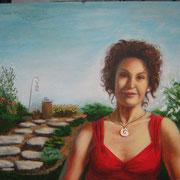 "Susanna, 16"" x 20"" 2010"