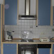 Küchenzeile in jeder Wohnung
