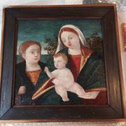 Tafelbild  16 Jhdt., Palma il Veccio, restauriert,   3200,00 €
