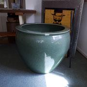 Porzellantopf,  77cm Durchm., 62cm hoch,    -   690,00 €