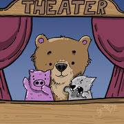Wie wäre es mal wieder mit einem Theaterbesuch?