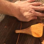 Mini-Paddle 7 Größe