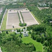 Luftaufnahmen Lagergelände KZ-Dachau