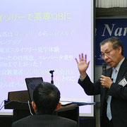 招待講演「五十周年に向けての高専教育への期待」元都立航空高専校長 島田一雄様