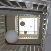 Treppenhaus Oberlicht
