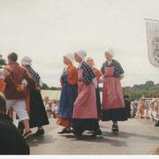 AVEL DRO - BAGAD PAGAN - Pardon de Brendaouez - Guisseny - 1998