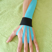 Kinesiotape Extension