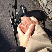Mobilität Ergotherapie Gangschule