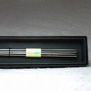 福井かつき箸・プレーン(つや)