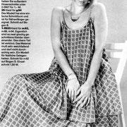 Modezeitschrift 1980
