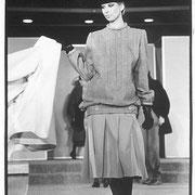 Internationale Mode Show 80-iger