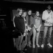 PoetrySlam im Palais noire für U20 2018