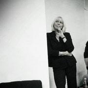 PoetrySlam- Organisation an der BuchBasel