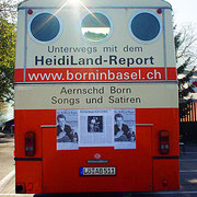 Deutschlandtour mit dem Heidiland Raport