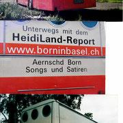 WohnTourbus 2002 - 2008