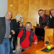 Verein Deutschsprachige Musik, das Präsidium-2017
