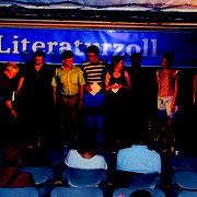 Literaturzoll im Kulturpavillon