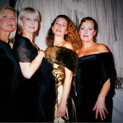 Ehemalige Starmodels an grosser Show im Bauhaus Dessau