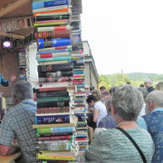 Lesung/Auftritt an der Badenfahrt in Baden 2017