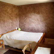 La chambre verte et chocolat pour 3 personnes