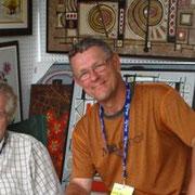 Avec Charles Sucsan