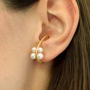 585 Gold und Perlen