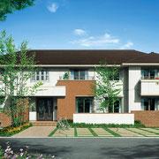 共同住宅スタイル(ヴィラーチェ)