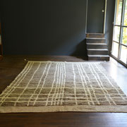 1. Moroccan carpet, contemporary, 360 x 260 cm