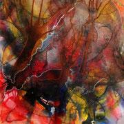 """ART HFrei - """"Alles Fisch"""" - Pastell - 2013"""