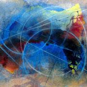 "ART HFrei - ""Alles in Bewegung"" - Pastell - 2011"