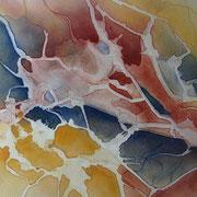 """ART HFrei - """"Ich sehe was du nicht siehst"""" - Pastell - 2013"""