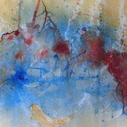 "ART HFrei - ""Abgang"" - Pastell - 2010"