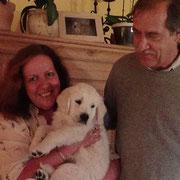 Fam. Richardt (haben auch den zweiten Hund von uns) (Mr. Brown)