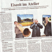 Benrather Tageblatt im April 2005