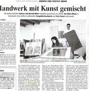 Rheinische Post am 14. Mai 2005