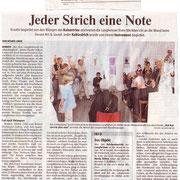 Rheinische Post am 16. Mai 2006