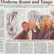 Rheinische Post am 29. Oktober 2009