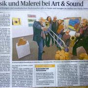 Rheinische Post, 02. November 2013