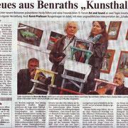 Rheinische Post am 13. Oktober 2011