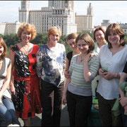 2008 г. Встреча на крыше