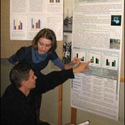 Oбсуждение постерного доклада, ИБВВ РАН, Борок 2008