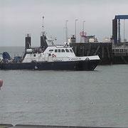 An der Einfahrt zum Alten Hafen