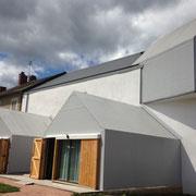 chambres d'hôtes au musée : entre paysage et architecture contemporaine en Morvan