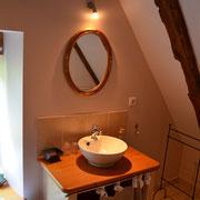Salle de bain chambre hôte