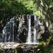 Cascade en Aubrac